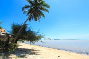 Wok Tum, Koh Phangan beach land for sale