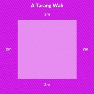 Thai land measurement - Tarang Wah