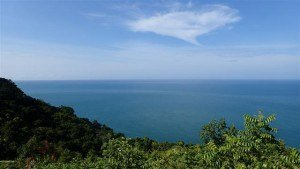 Land for sale - Tong Nai Pan Yai - sea views - Thai Gulf