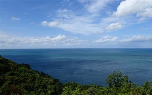 Tong Nai Pan Koh Phangan stunning clifftop sea view land for sale
