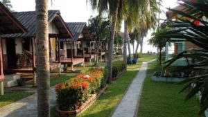 Beachfront bungalow Haad Rin Nai for rent