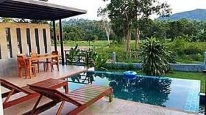 Central Ko Pha Ngan 2 bed pool house for sale (4)