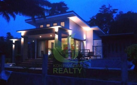 Central Ko Pha Ngan 2 bed pool house for sale (9)