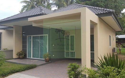 Modern one-bedroom house for sale in Meadawan, Koh Phangan (12)
